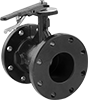 Sure-Fit Flanged Flow-Adjustment Valves