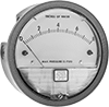 Low-Pressure Differential Gauges with Dial Indicator
