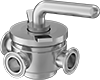 Sanitary Diverting Valves