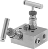 High-Pressure Threaded Precision Flow-Adjustment Valves with Vent Ports