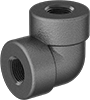 Extreme-Pressure Steel Threaded Pipe Fittings