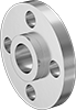 High-Pressure Stainless Steel Unthreaded Pipe Flanges