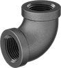 Low-Pressure Cast Iron Threaded Pipe Fittings