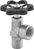 Threaded Precision Flow-Adjustment Valves for Fuel