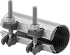 Low-Pressure Pipe Repair Clamps for Air