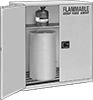 Safety Cabinets for Vertical Storage of Flammables in 55-Gallon Drums