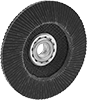 Flap Sanding Discs for Masonry, Ceramics, and Composites