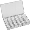 Compartmented Boxes