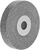 Bench and Pedestal Grinding Wheels with Nylon Mesh for Deburring Metals