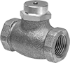 High-Cycling Threaded Check Valves