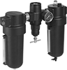 Compressed Air Filter/Regulator/Lubricators (FRLs)