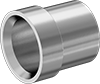 Sleeves for 37° Flared Fittings for Stainless Steel Tubing