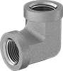 Compact Extreme-Pressure Steel Threaded Pipe Fittings