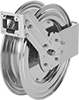 Heavy Duty Corrosion-Resistant Automatic-Winding Hose Reels