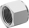 Nuts for Yor-Lok Fittings for Stainless Steel Tubing