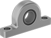 High-Speed Dry-Running Mounted Sleeve Bearings