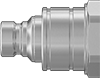 International Standard ISO Minimal-Spill Quick-Disconnect Hose Couplings for Hydraulic Fluid