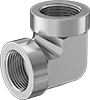 Compact Precision Extreme-Pressure Steel Threaded Pipe Fittings