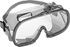 Eyeglass-Fit Safety Goggles