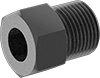 Nuts for Extreme-Pressure Yor-Lok Fittings for Stainless Steel Tubing
