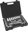 Economy 12-Point Socket Sets