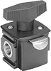 Safety Lockout Valves for Wilkerson Modular Compressed Air Filter/Regulator/Lubricators (FRLs)