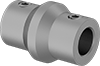 Connection-Severing Flexible Shaft Couplings