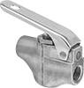 Snap-Shut Threaded On/Off Valves