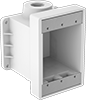 Outlet Boxes for Washdown Receptacles