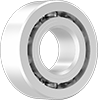Water-Resistant Plastic Ball Bearings