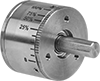 Magnetic Torque-Limiting Shaft-to-Gear Couplings with Shaft