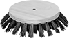 Brushes for Compact Swing-Style Floor Buffer/Scrubbers