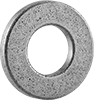Ultra-Low-Friction Oil-Embedded Thrust Bearings