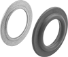 Raintight Reducing Washers for Medium-Wall (IMC) and Thick-Wall (Rigid) Steel Conduit