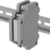 DIN-Rail Mount Washdown Enclosures