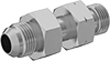 High-Pressure Threaded Fittings for Compressed Gas