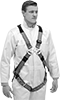 Heat-Resistant Fall-Arrest Harnesses