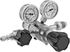 High-Purity Tank-Mount Pressure-Regulating Valves for Inert Gas