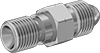 Threaded Hose-to-Propane-Tank Adapters for Compressed Gas