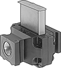 Safety Lockout Valves for Parker Modular Compressed Air Filter/Regulator/Lubricators (FRLs)