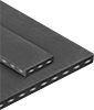 Fabric-Reinforced Weather-Resistant EPDM Rubber Sheets and Strips