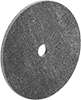 Grinding Wheels with Cotton Laminate for Straight Grinders
