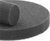 Super-Cushioning Polyurethane Foam Cords and Circles