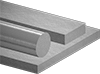 Multipurpose 400 Nickel Sheets and Bars