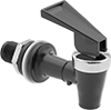 Food Industry Self-Closing Drum Faucets