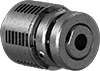 Torque-Limiting Shaft-to-Gear Couplings