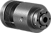 Air-Powered Torque-Limiting Shaft-to-Gear Couplings