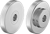 Noncontact Magnetic Shaft Couplings