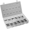 Hex-Drive Rounded Head Screw Assortments