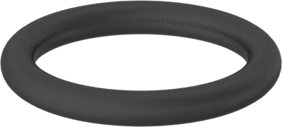 Length X-Profile Viton Rubber Cord 0.139 Cross Section 10 ft